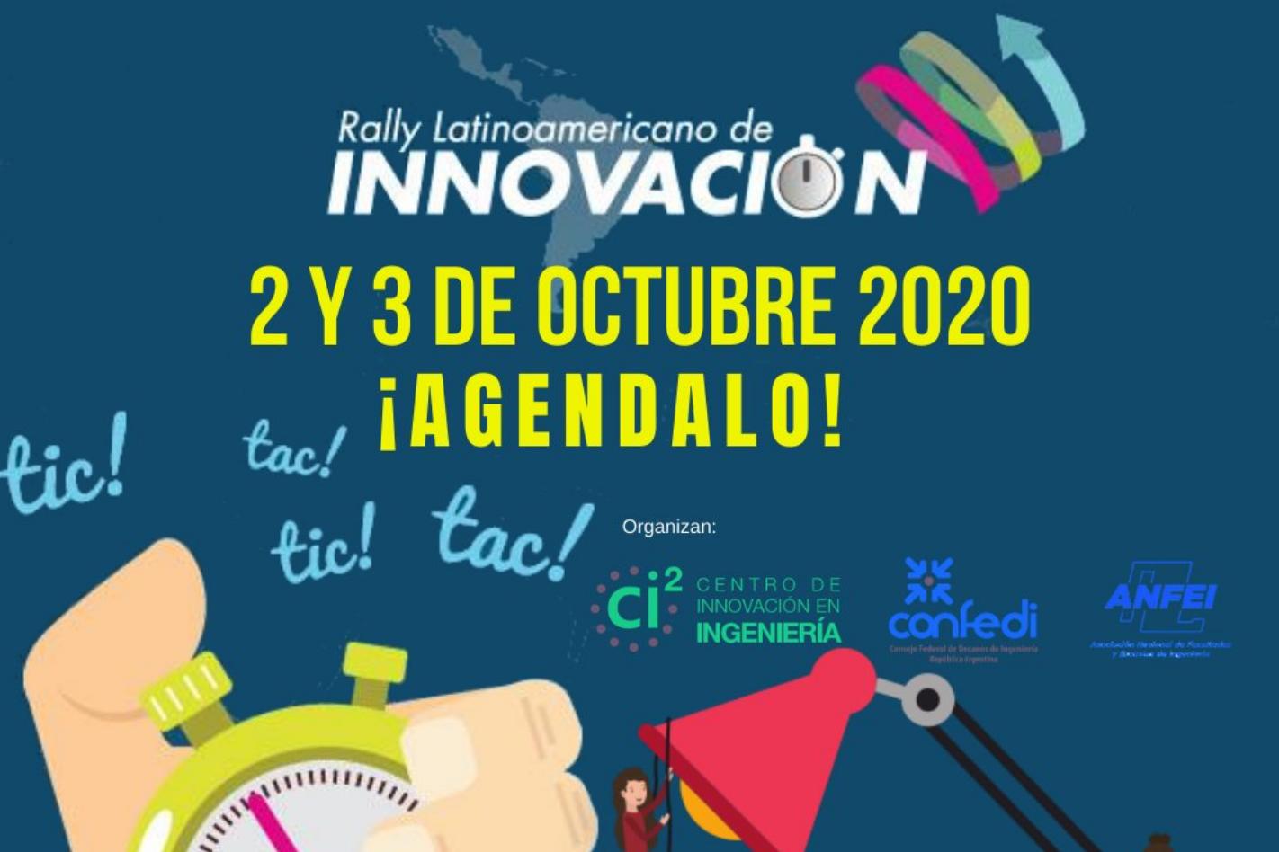 Rally Latinoamericano de Innovación 2020
