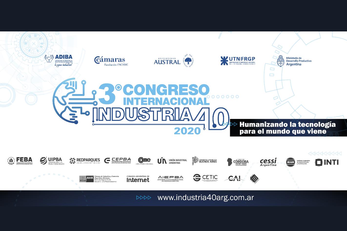 Ya llega el 3° Congreso Internacional de Industria 4.0