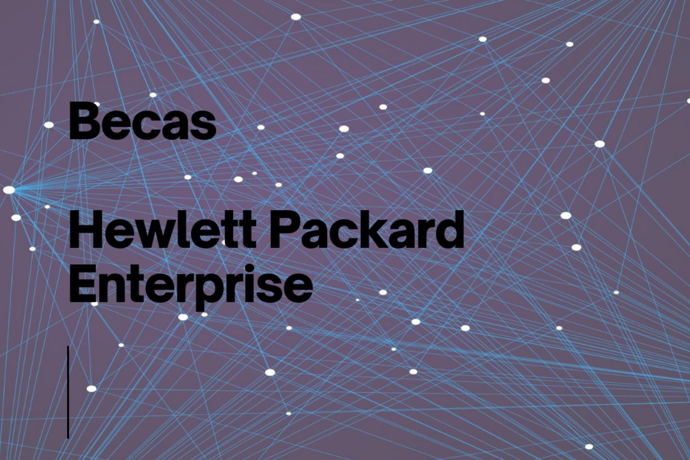 Becas Hewlett Packard Enterprise