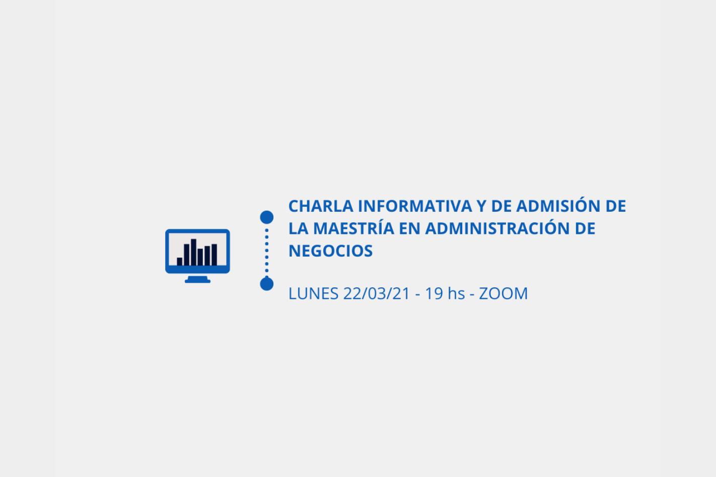 Charla Informativa MBA