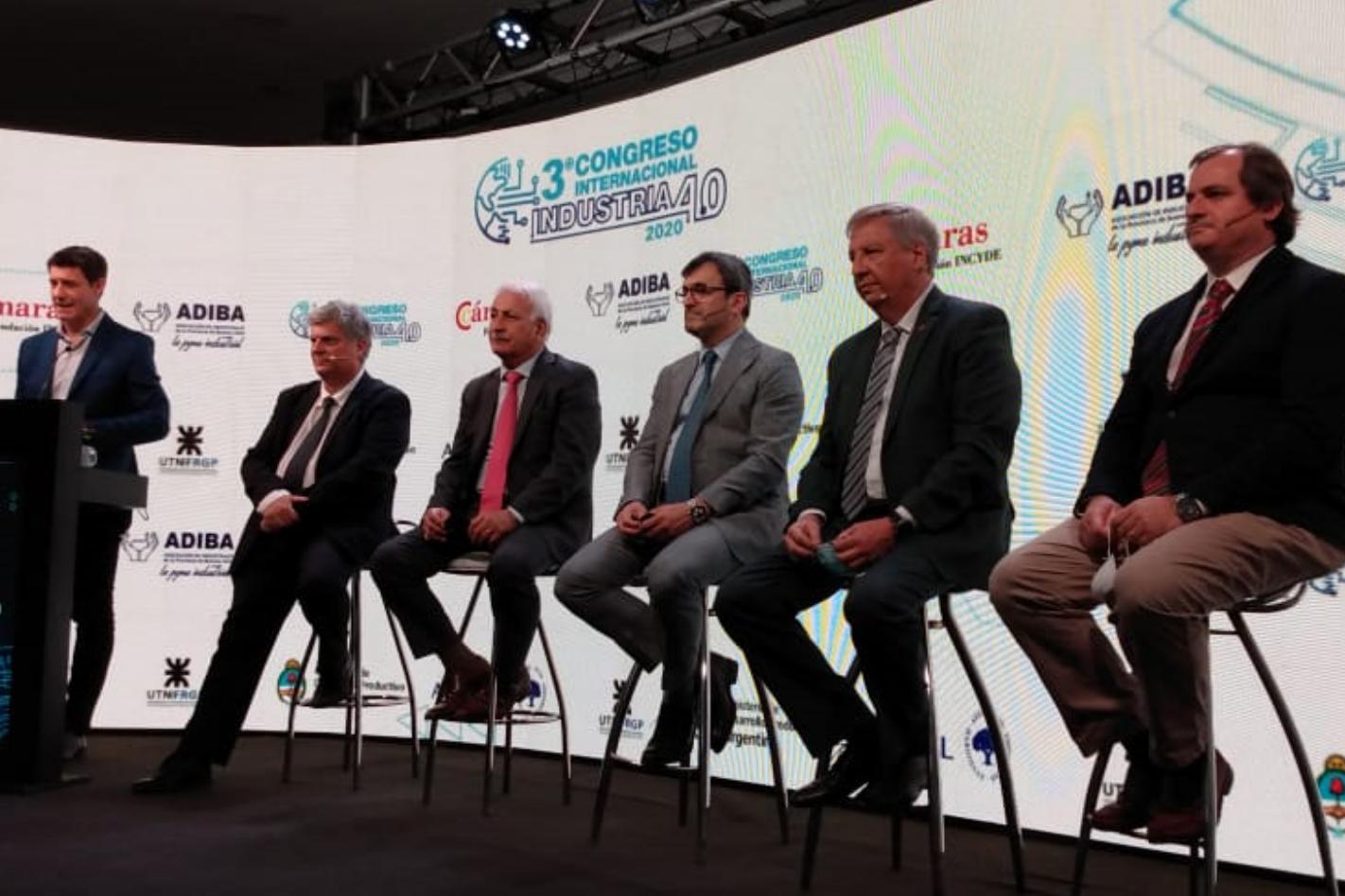 Comenzó el 3er Congreso Internacional de Industria 4.0